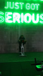 Cycle Training at JD Gyms Coventry