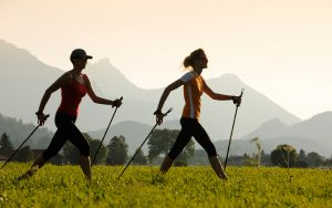 Nordic Walking - A great all over workout