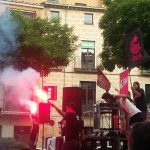 Left Wing Independence Party in Gerona