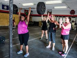 ladies weight lifting